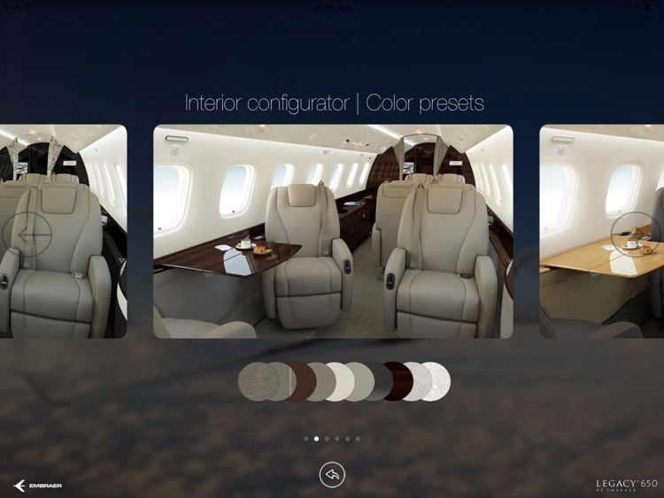 Legacy 650 Configuration Tool screenshot-1