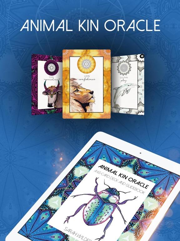 Animal Kin Oracle Cards screenshot 6