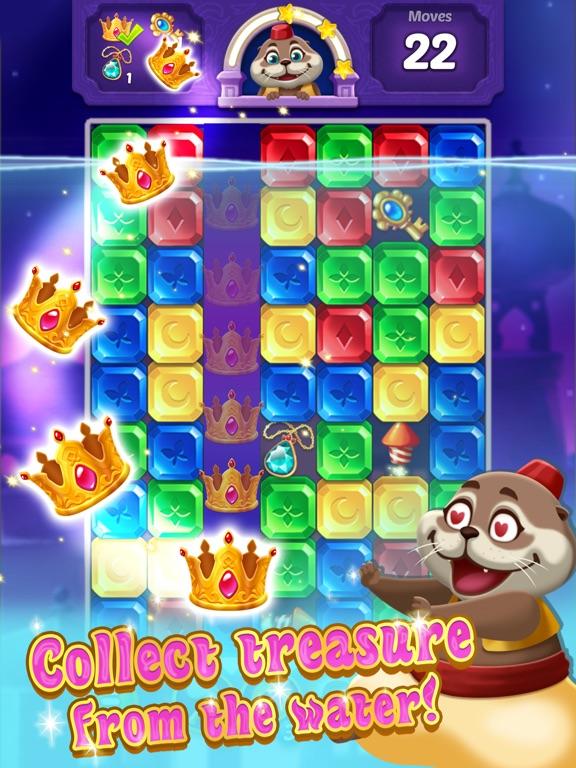 Jewel Pop : Treasure Island screenshot 8