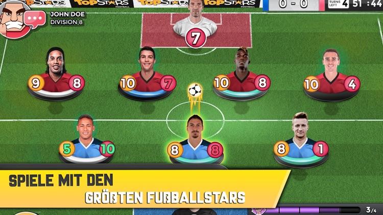 Top Stars: Card Soccer League screenshot-3