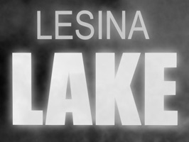 Lesina Lake Stickers