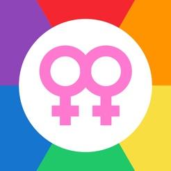lesbian dating chat app & meet itunes
