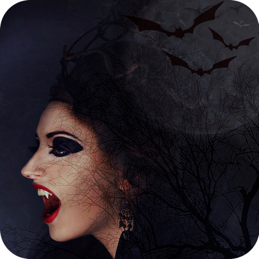 Halloween Effects - Collage