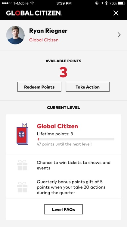 Global Citizen: Take Action screenshot-4