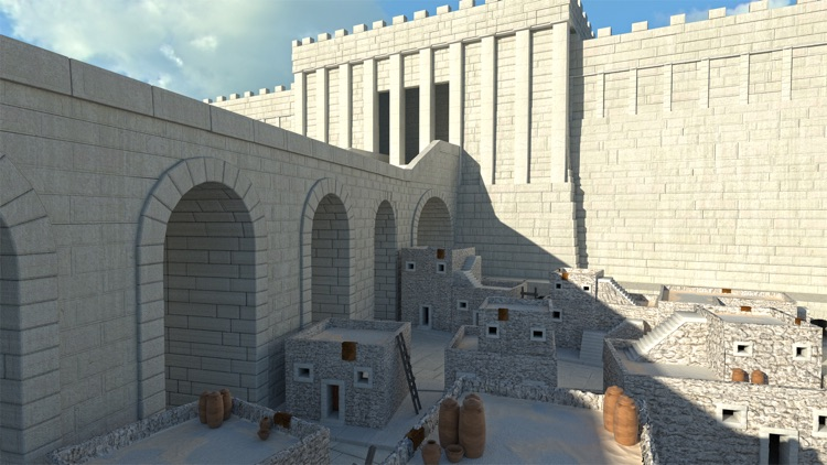 Ancient Jerusalem in VR screenshot-3