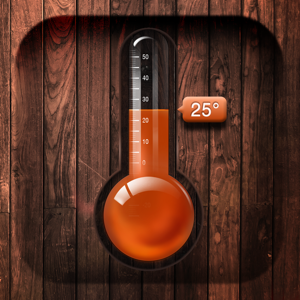 Digital Thermometer app Weather app