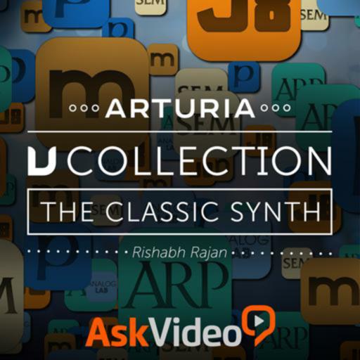Synth Course For Arturia V
