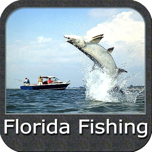 Florida fishing charts GPS