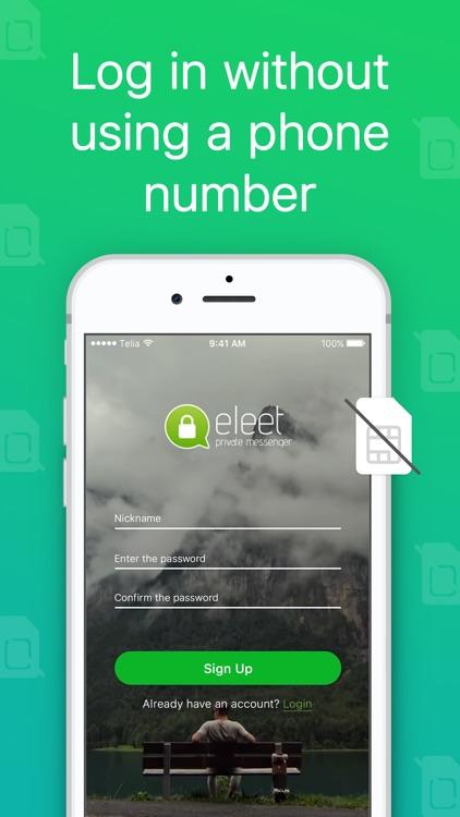 ELEET - Private Messenger