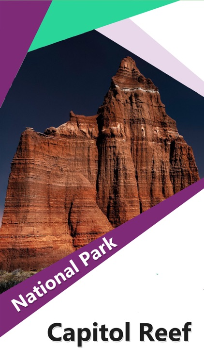 National Park In Capitol Reef