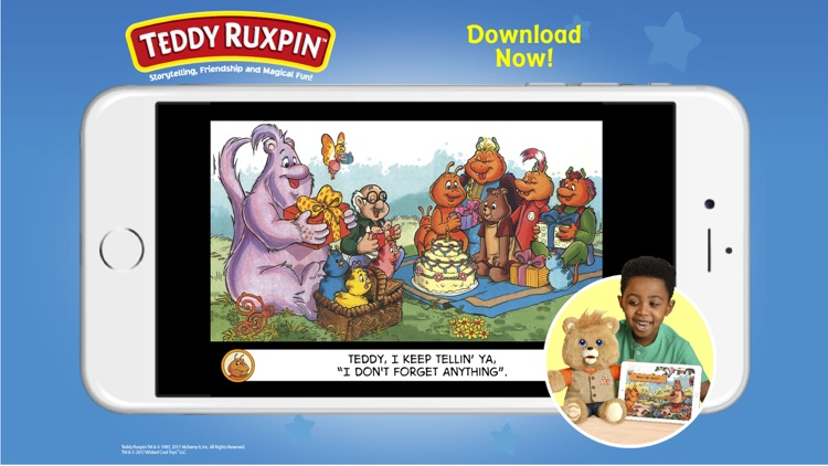 Teddy Ruxpin screenshot-3