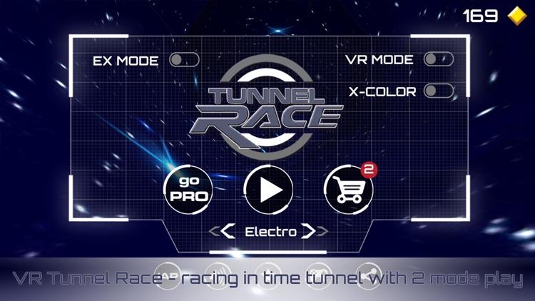 VR Tunnel Race: Speed Rush VR
