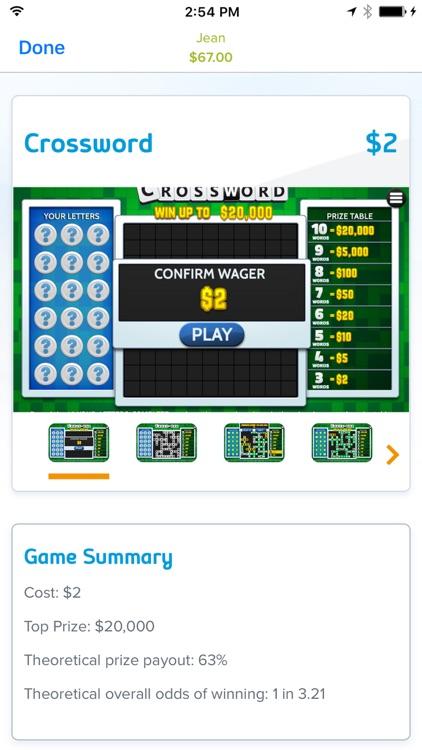 Atlantic Lottery Mobile screenshot-4