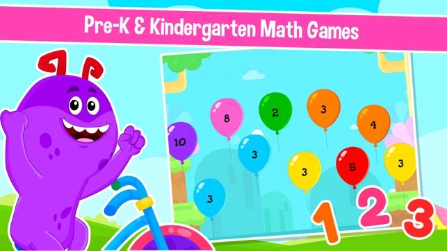 Kindergarten Kids Math Games on the App Store
