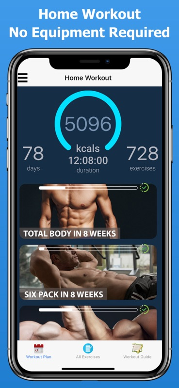 Home Workout - Get Fit Now - Online Game Hack and Cheat