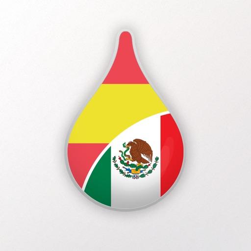 Learn Spanish language – Drops