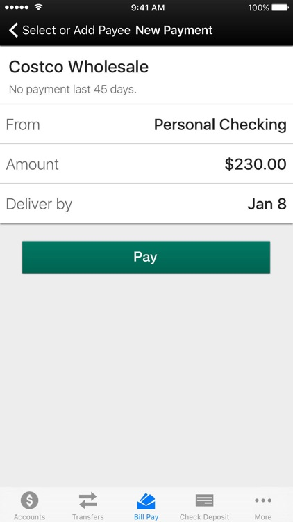 BankPlus Personal Mobile screenshot-3