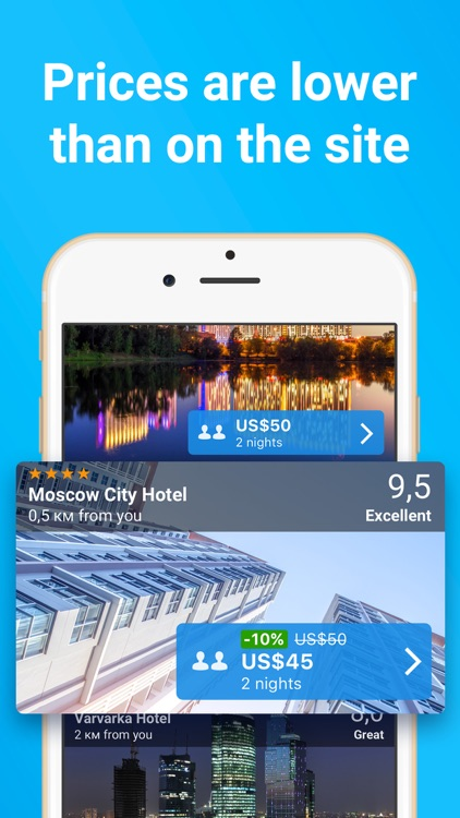 Ostrovok – hotel booking screenshot-2