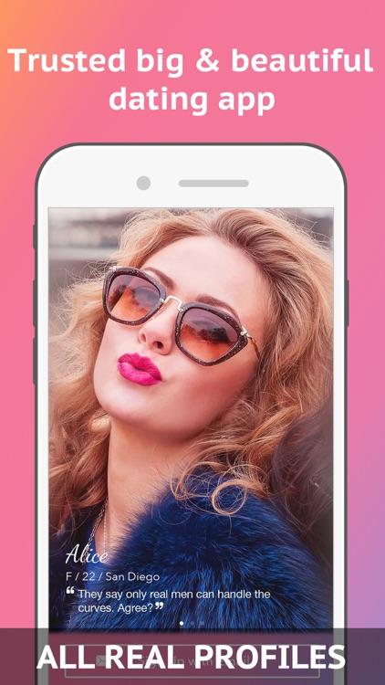 BBW Dating App, Meet Plus Size Singles on BB Match