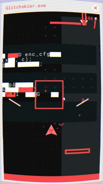 Glitchskier screenshot-3