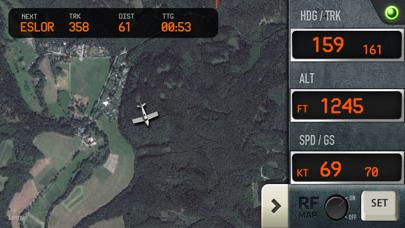 RemoteFlight MAP screenshot one