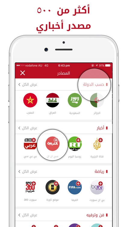 (Feedabout) فيداباوت عربية