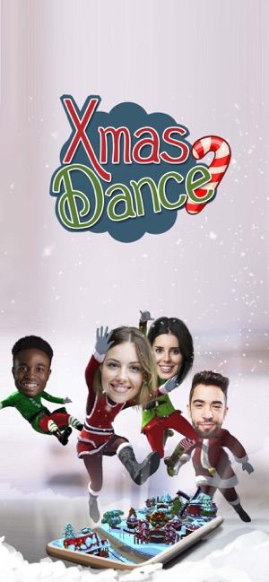 Xmas Dance – 3D Yourself on the App Store