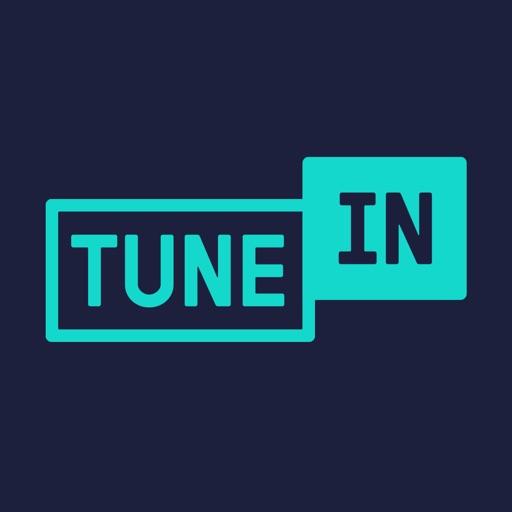 TuneIn Radio: NFL & Podcasts application logo