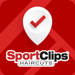 41.Sport Clips Haircuts Check In