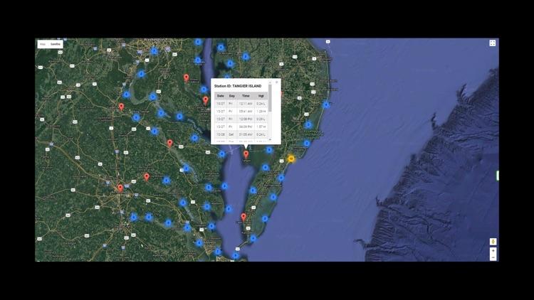 Chesapeake - Tidewater Tides