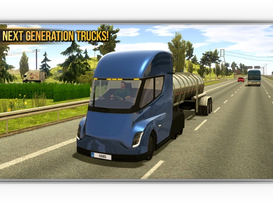 Truck Simulator 2018 : Europe screenshot 12