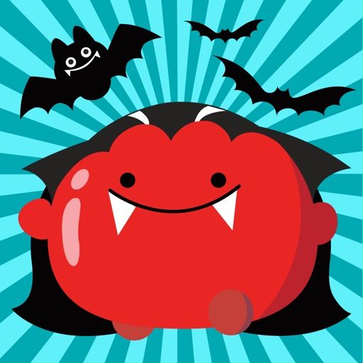 Mochi Halloween Stickers