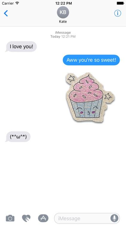 Kawaii! Say it with a Cupcake screenshot-3