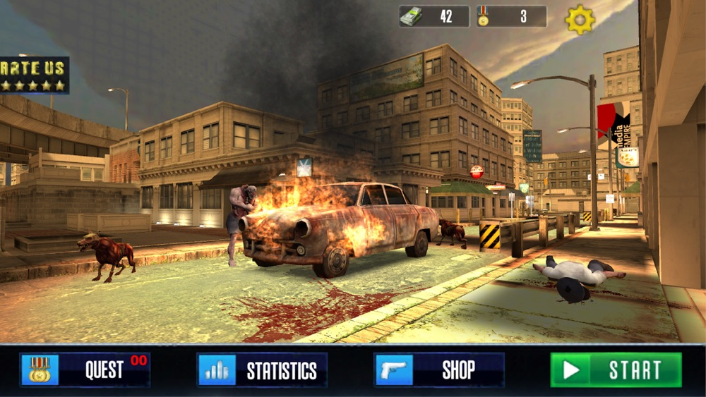 Kill the Zombies: Shooter Game Cheat Codes