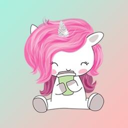 Unicorn Sticker Emoji Keyboard