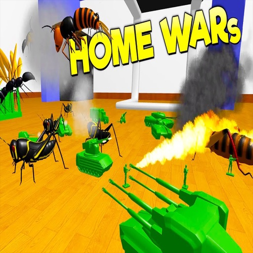 GREEN ARMY MEN - BUG SOLDIERS