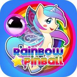 Rainbow Pingball