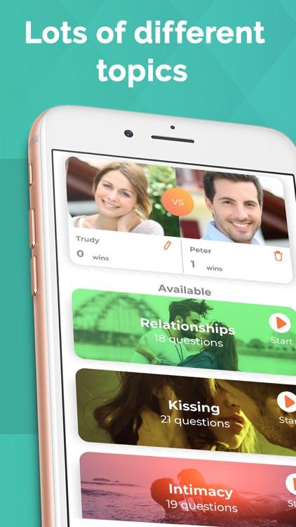 Couple Game: Relationship Quiz screenshot-0