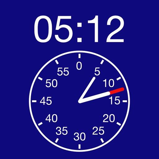 Stopwatch Analogue+Digital
