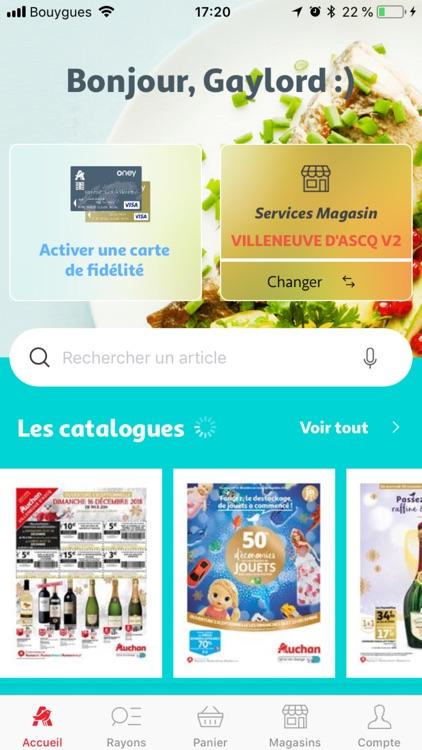 Auchan France screenshot-5