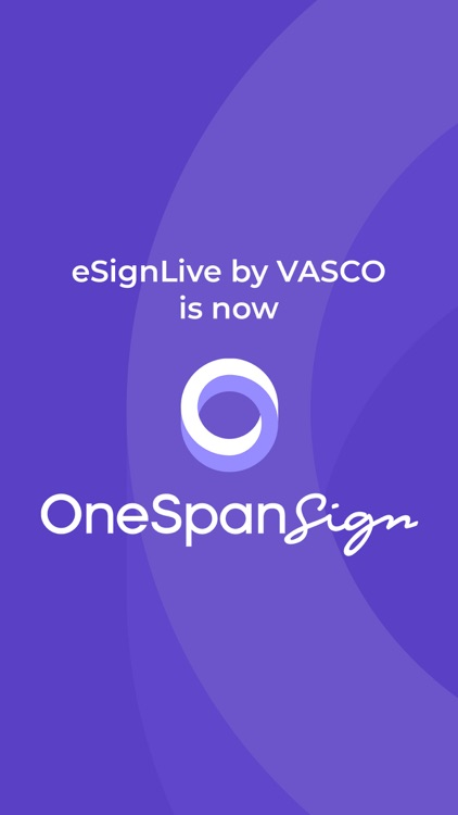 OneSpan Sign - eSign Docs Now screenshot-0