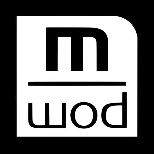 Daily M|WOD iOS App