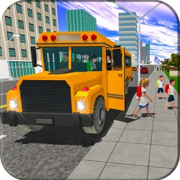School Bus Driving Sim 2017