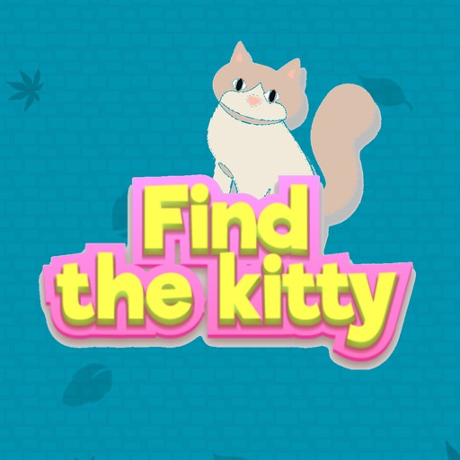 Find the Kitty - catch them all