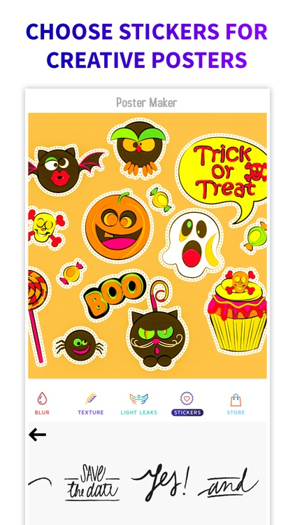 Poster Maker Flyer Design & Ad screenshot-3