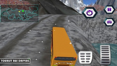 Bus Driving - Snow Hill screenshot two