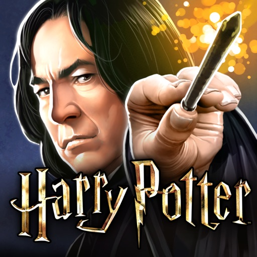 Harry Potter: Hogwarts Mystery app for ipad