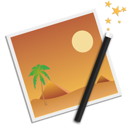 Ícone do app Image Plus - Watermark, Rotate and Convert Photos