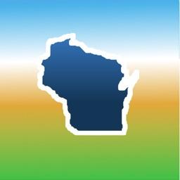 Aqua Map Wisconsin Lakes GPS