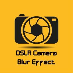 DSLR Camera Blur Effect